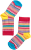 Mehrfarbige/Bunte HAPPY SOCKS Socken PRIDE SUNRISE  - small