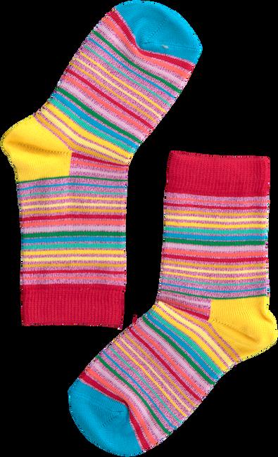 Mehrfarbige/Bunte HAPPY SOCKS Socken PRIDE SUNRISE  - large