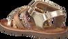 Goldfarbene GIOSEPPO Sandalen H48856  - small