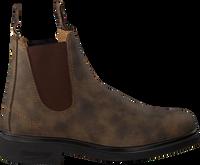 Braune BLUNDSTONE Chelsea Boots DRESS BOOT DAMES  - medium