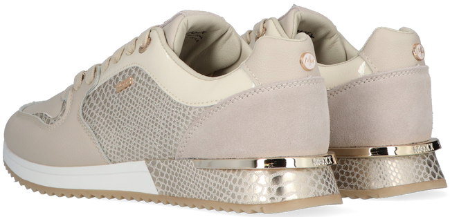 Goldfarbene MEXX Sneaker low FLEUR  - large
