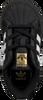 Schwarze ADIDAS Sneaker SUPERSTAR KIDS 1 - small