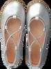 Silberne UNISA Ballerinas SEIMY  - small