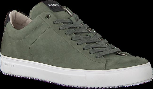Grüne BLACKSTONE Sneaker RM50  - large