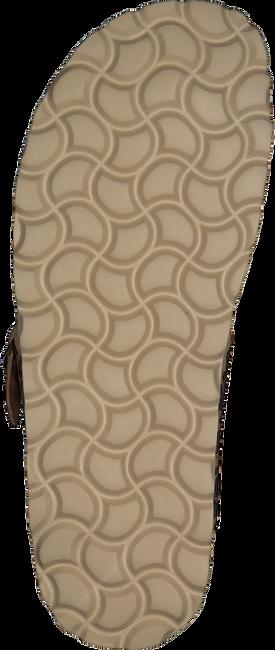 Goldfarbene DEVELAB Sandalen 48202 - large