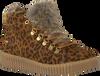 Cognacfarbene BULLBOXER Sneaker AIB504  - small