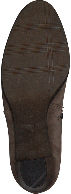 Taupe GABOR Stiefeletten 861  - large