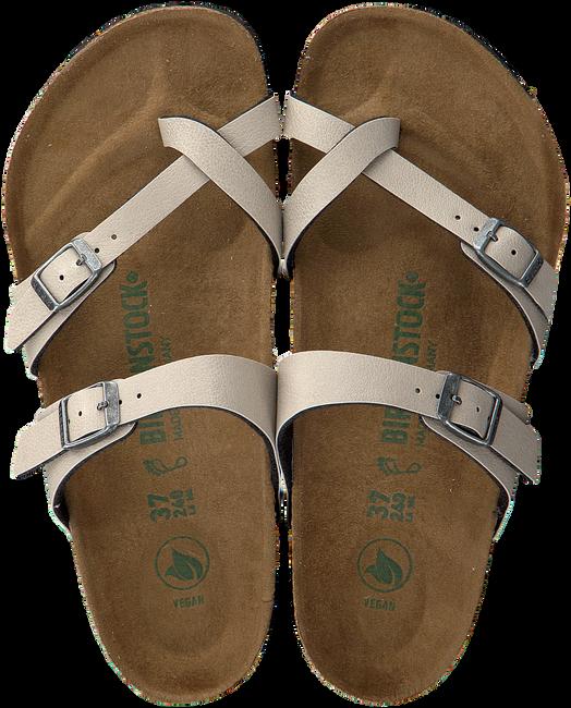 taupe BIRKENSTOCK PAPILLIO shoe MAYARI PULL UP  - large