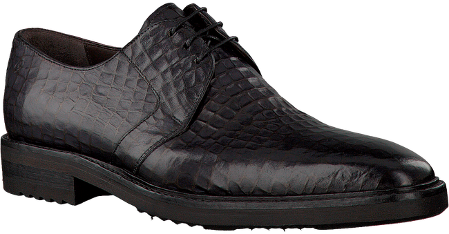 Schwarze GREVE Business Schuhe BARBERA - large