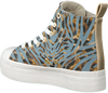 Blaue GUESS Sneaker high BOKAN  - small