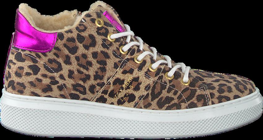 Beige BULLBOXER Sneaker ALG500  - larger