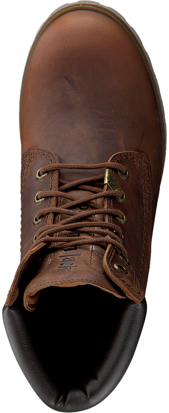 Braune PANAMA JACK Ankle Boots PANAMA HEREN - larger