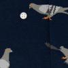 Schwarze Alfredo Gonzales Socken PIGEONS  - small