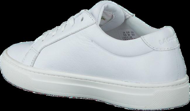 Weiße LACOSTE Sneaker L.12.12 - large