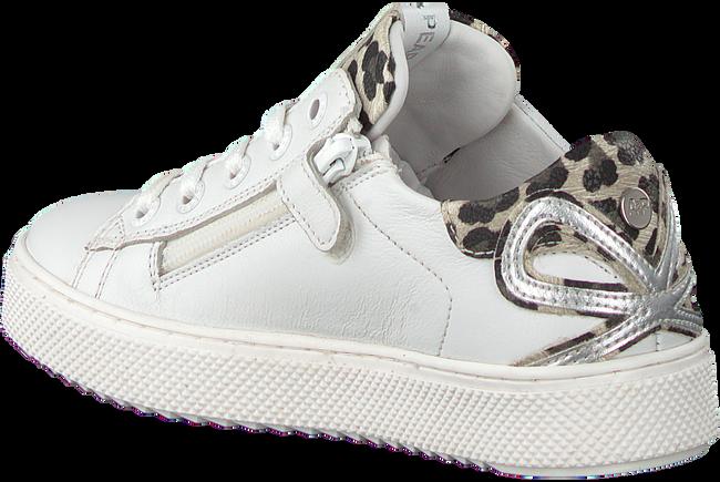 Weiße APPLES & PEARS Sneaker low FREJA  - large