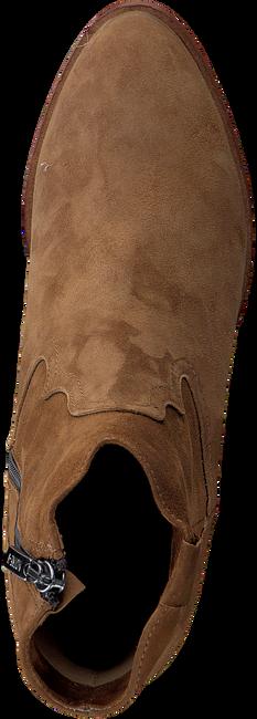 Cognacfarbene NOTRE-V Stiefeletten 5011\07  - large