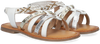Weiße GIOSEPPO Sandalen CANTON  - small
