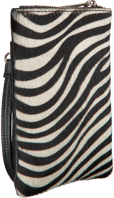 Schwarze CHARM Handy-Schutzhülle L558  - large