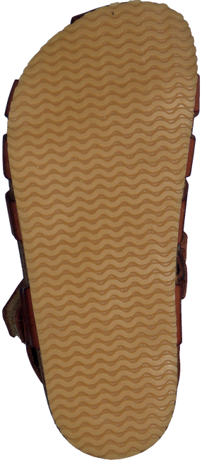 Cognacfarbene RED RAG Sandalen 19037 - large