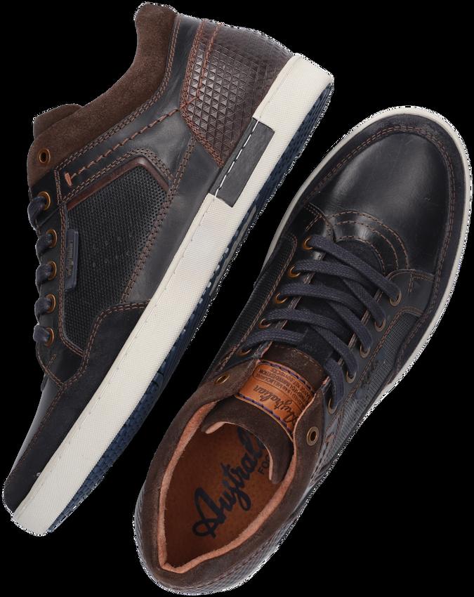 Blaue AUSTRALIAN Sneaker ANTRIM - larger
