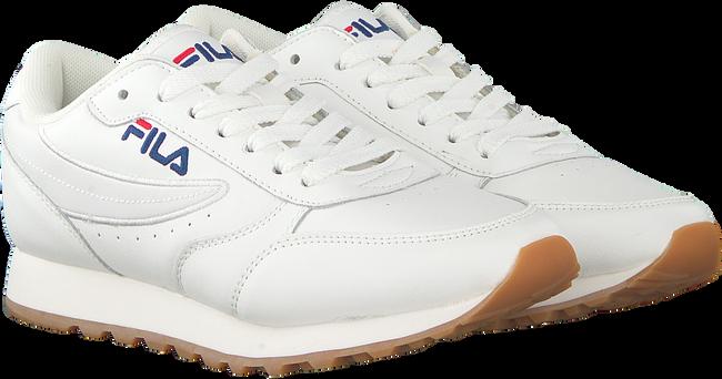 Weiße FILA Sneaker ORBIT JOGGER LOW KIDS  - large
