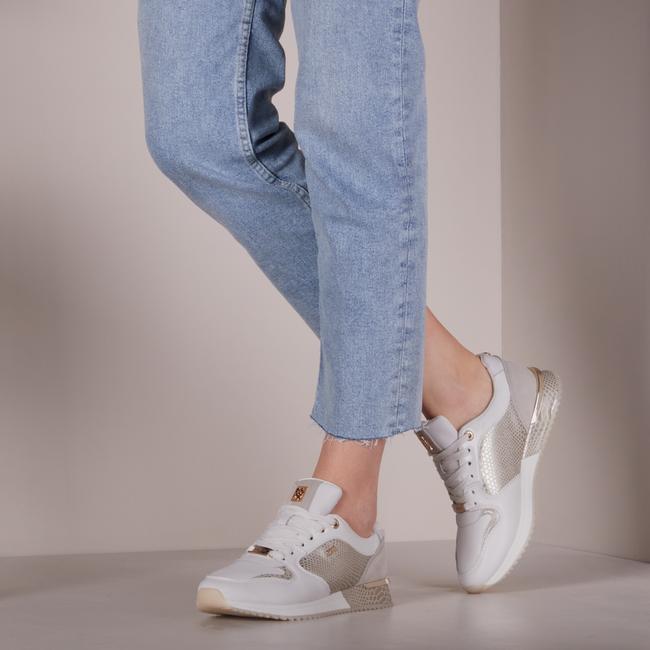 Weiße MEXX Sneaker low FLEUR  - large