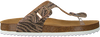 Goldfarbene DEVELAB Sandalen 48262  - small