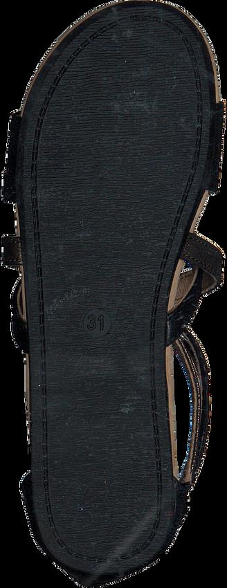 Schwarze BULLBOXER Sandalen AED031FIS - larger