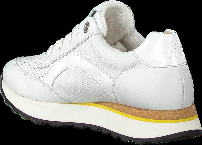 Weiße PAUL GREEN Sneaker low 4918-056  - large