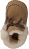 Braune UGG Babyschuhe SPARROW - small