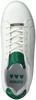 Weiße REHAB Sneaker low ZIYA NVD SNAKE  - small