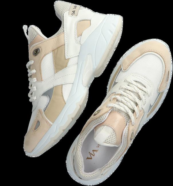 Beige VIA VAI Sneaker low ZAIRA MOON  - large