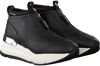 Schwarze RUCOLINE Sneaker 102 LEATHER  - small