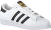 Weiße ADIDAS Sneaker SUPERSTAR J - small
