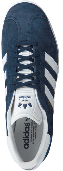 Blaue ADIDAS Sneaker GAZELLE HEREN - large