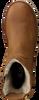 Camelfarbene GIGA Stiefeletten 8643 - small