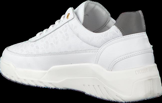 Weiße CYCLEUR DE LUXE Sneaker URBINO  - large