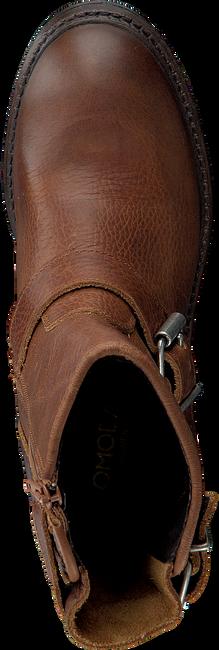 Cognacfarbene OMODA Biker Boots R14988 - large