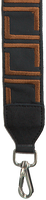 Goldfarbene LEGEND Taschenriemen STRAP  - medium