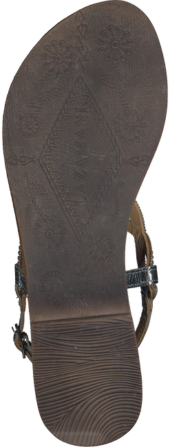 Silberne LAZAMANI Sandalen 33.708  - large