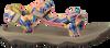 Rosane TEVA Sandalen 1019390 T/C/Y HURRICANE XLT 2  - small