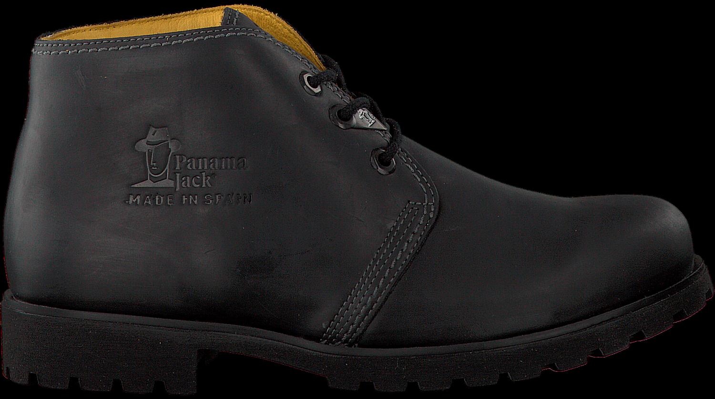 schwarze panama jack ankle boots basic jetzt im sale. Black Bedroom Furniture Sets. Home Design Ideas