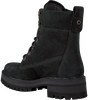 Schwarze TIMBERLAND Ankle Boots COURMAYEUR VALLEY YB - small