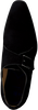 Schwarze GIORGIO Business Schuhe 38201  - small