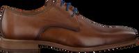 Cognacfarbene BRAEND Business Schuhe 16086  - medium