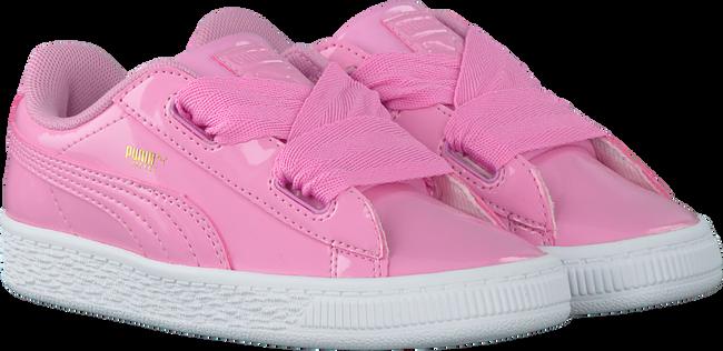 Rosane PUMA Sneaker BASKET HEART PATENT KIDS - large
