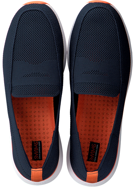 Blaue SWIMS Loafer BREEZE WAVE PENNY KEEPER  - large