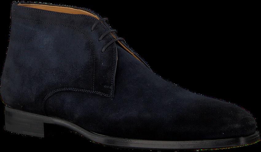 Blaue MAGNANNI Business Schuhe 20105 - larger