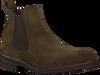 Grüne GREVE Chelsea Boots 1405 - small