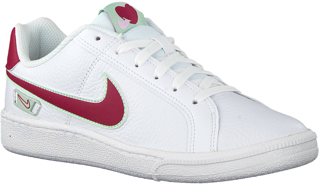 Weiße NIKE Sneaker low COURT ROYALE PREMIUM WMNS  - large